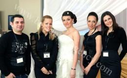 Екипът на сватбена и парти агенция Брилянтин