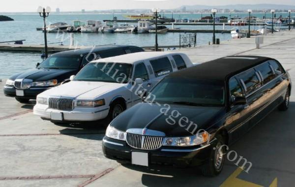 Лимузини под наем