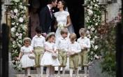 BRILIANTIN за сватбата на годината: Пипа Мидълтън се омъжи за Джеймс Матюс