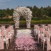 Нежна сватба през пролетта с Брилянтин