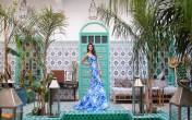 Брилянтин с екзотична фотосесия в Маракеш, с роклите на Sherri Hill и San Patrick & White One