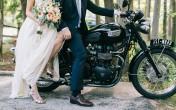 Рокерска сватба с Брилянтин