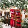 Зимна сватба в Бохо стил